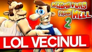 FACEM MISTO DE VECIN! HAHA! Neighbors from Hell 2