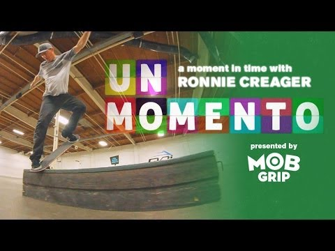 Un Momento with Ronnie Creager