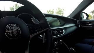 Смотрим 2018 Alfa Romeo Stelvio и 2018 Maserati Levante - тест драйв надо назначать заранее - увы