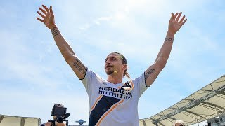 A Lion. A Legend. A God: The Best of Zlatan Ibrahimovic's time with the LA Galaxy