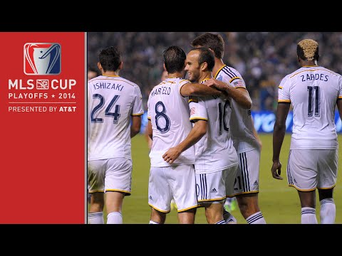 Dom Dwyer and Jesse Marsch Analyze Landon Donovan's First Goal vs. RSL | 2014 MLS Cup Playoffs