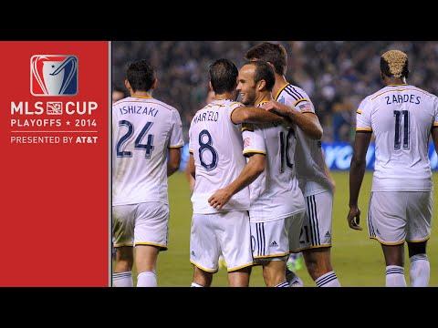 Dom Dwyer and Jesse Marsch Analyze Landon Donovan's First Goal vs. RSL | 2014 MLS Cup Playoffs