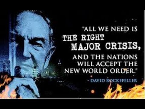 The Chilling Face of A New World Order and A Global Monetary System