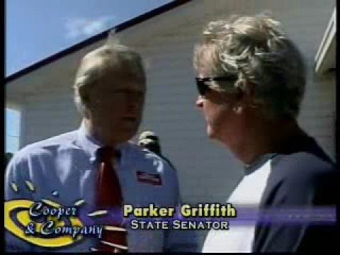 Interview with Congress Candidate Parker Griffith