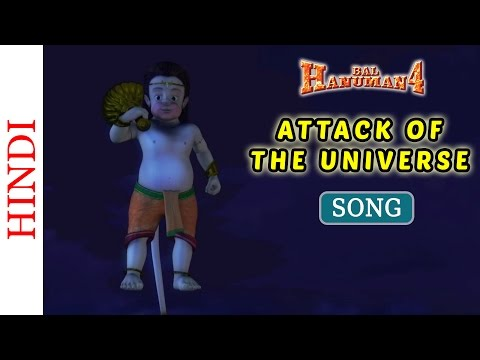 Bal Hanuman 4 - Attack Of The Universe - Popular  Kids Animated Songs