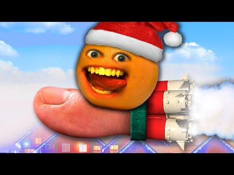 Annoying Orange - MISSILE TOE