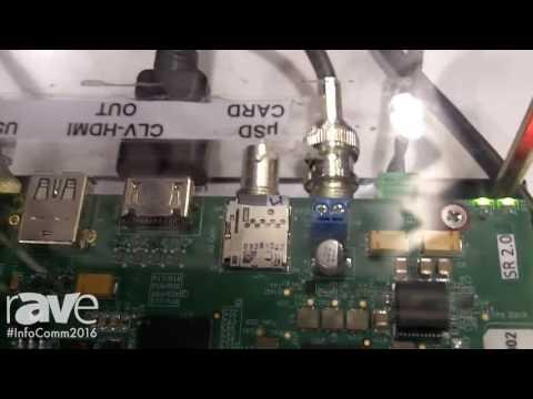 InfoComm 2016: Ittiam Features Clove Multimedia System