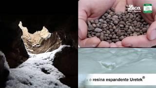 Uretek Cavity Filling® - : riempimento e stabilizzazione di cavità sotterranee e vespai (it)