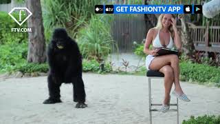 World Swimsuit - Scare Tactics feat. Genevieve Morton   FashionTV   FTV