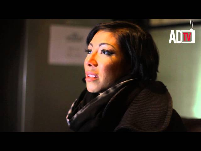 "Bridget Kelly Interview: ""Advice To Women In Music Industry"" @AmaruDonTV"