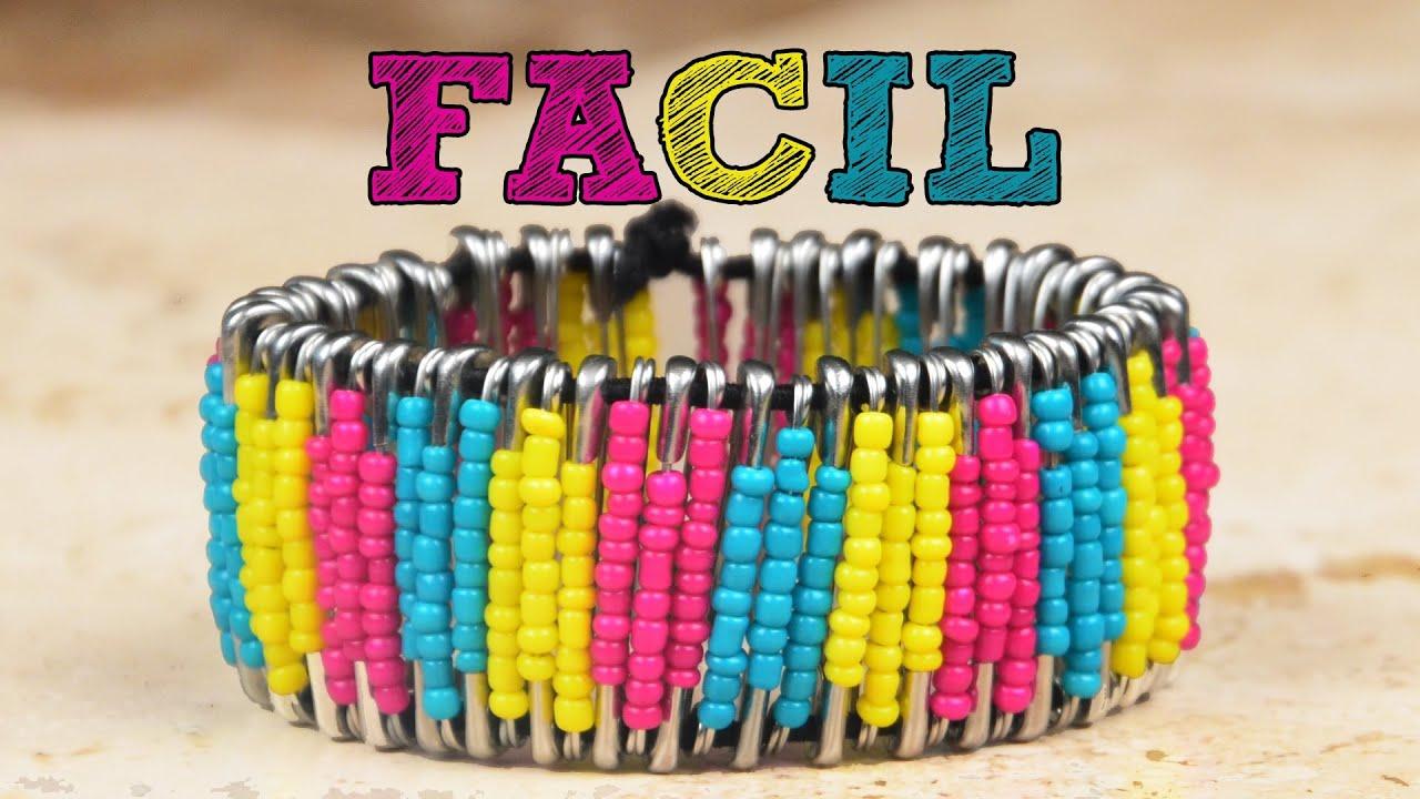 Haz tus propias pulseras f cil manualidades para - Manualidades faciles de vender ...