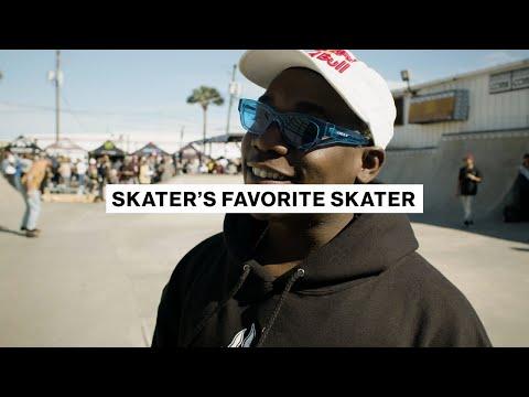 Skater's Favorite Skater | Zion Wright
