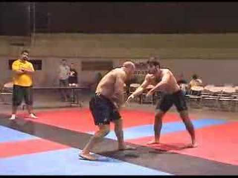 David Avellan (FFA) vs Jeff Monson (American Top Team) BJJ Image 1
