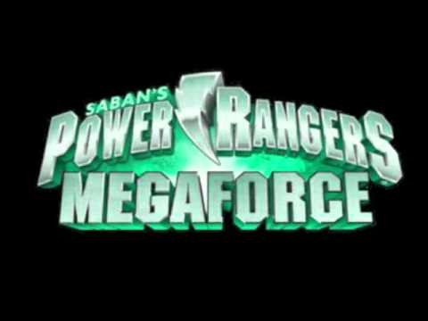 Power Rangers Megaforce - Theme