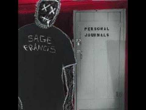 Sage Francis - Crack Pipes