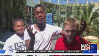 Viral act of kindness for Memphis student who was bullied leads to appearance on hit national TV sho