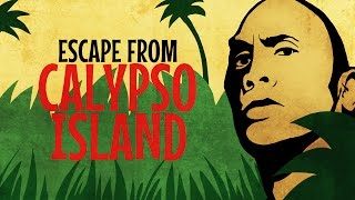 "The Rock Presents: ""Escape From Calypso Island"" - A 360 VR Adventure"