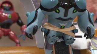 Ben 10 Toys Ultimate Cannonbolt Ben 10 Ultimate Alien Toy Review Unboxing