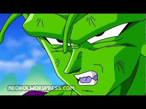 Como sería una pelea entre Piccoro de Dragon Ball Z y Vegeta de Dragon Ball Z Kai