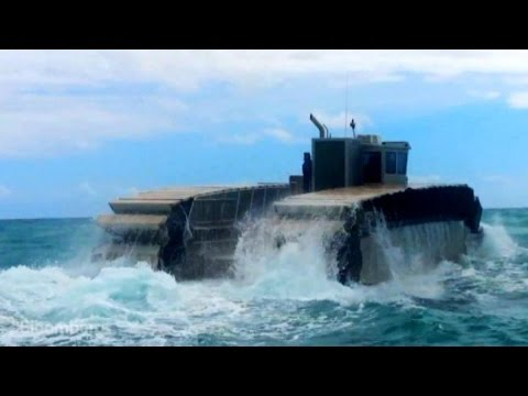 Marine's New Sea Beast: Amphibious Assault Vehicle video