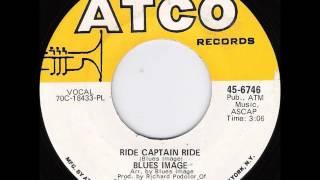 Blues Image Ride Captain Ride
