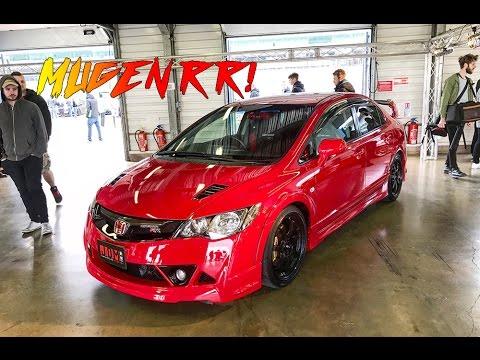 Honda Civic FD2 Mugen RR Walkaround @JDMFRESH