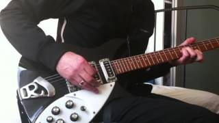 Steve´s Improvisation on a Rickenbacker 350