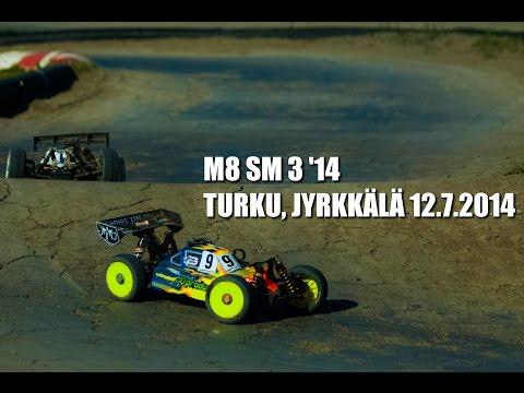 M8 SM 3 2014 | A-Main Final 45min