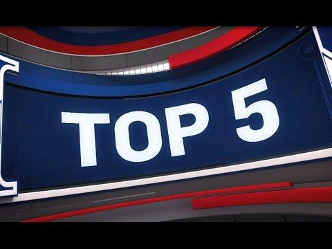 Top 5 NBA Plays of the Night: April 27, 2017