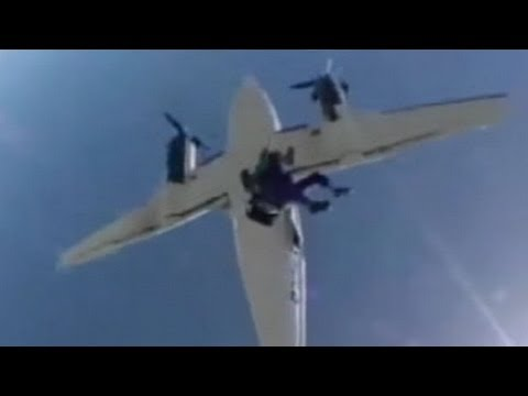 Skydiving Accident: Woman, 80, Falls Out of Skydive Harness Mid-Jump, Survives