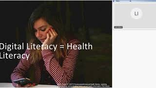 Promoting Digital Literacy for Adolescent Health and Safety 20180607