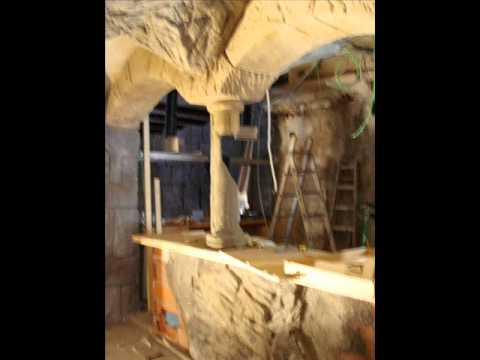Tematizacion renovaci n reproducci n decoraci n rustica - Piedra artificial para interiores ...