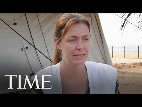 Ebola Fighters in West Africa - TIME's Person of the Year 2014