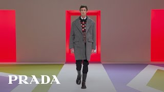 Prada Fall/Winter 2020 Menswear Show
