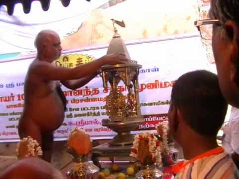 Sri Mahavira Bhagwan Jinalayam Boomi Puja-saidapet 26-1-11 -part-1.wmv video
