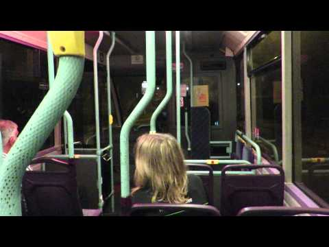 Join me aboard the very tuneful First Devon & Cornwall Optare Solo 53011 (W811 PAF) on the very steep climb from Dartmouth up Townstall Farm House on local D...