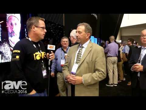 CEDIA 2016: Gary Kayye Interviews Tim Alessi of LG About OLED