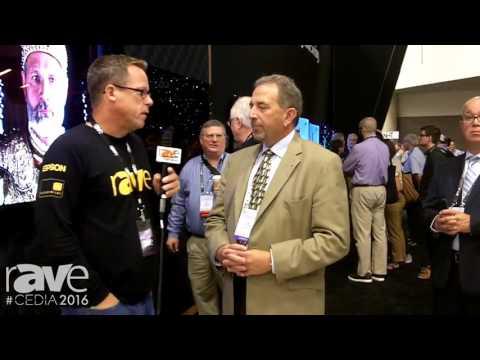 CEDIA 2016: Gary Kayye Interviews Tim Alessi of LG About OLED