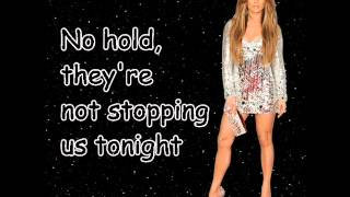 Jennifer Lopez ft  Flo Rida   I'm goin' in Lyrics