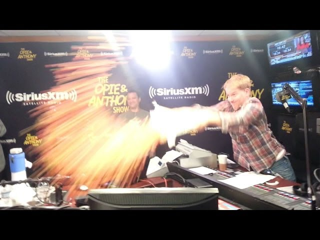 Cereal Fight - @OpieRadio