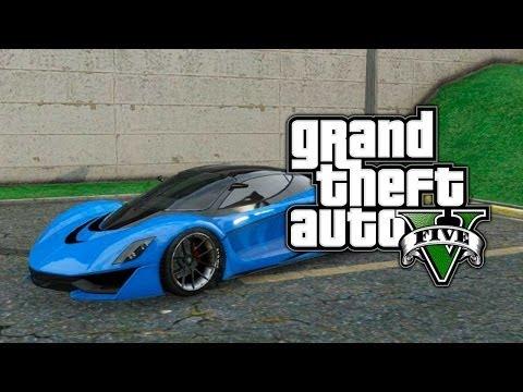 """GTA 5: """"Grotti Turismo R"""" Buying & Car Customization Guide (GTA V)"""