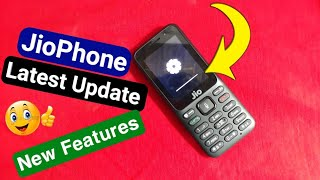 JioPhone Latest Update Review In Hindi | New Features Details In Hindi | Techno Rohit |