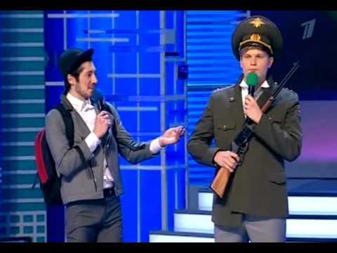 КВН 2012 - Лучшее из игр 1/8 фин -1ч