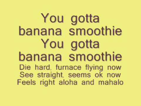 The Naked Brothers Band - Banana Smoothie