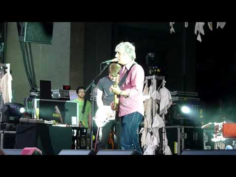 Lee Ranaldo Ft. Nels Cline 7-24-12 Prospect Park, Brooklyn NY #2.mov