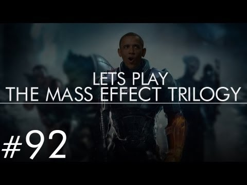 Let's Play The Mass Effect Trilogy Part 92 (Sanctuary Pt. 1)
