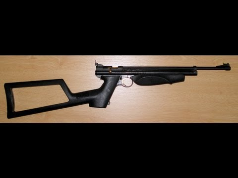 Crosman 2289g Backpacker (pump carbine)