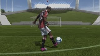 FIFA 13 All 50 Skills Tutorial | HD