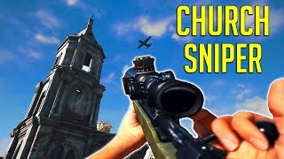 [BattleGrounds] The Church Sniper