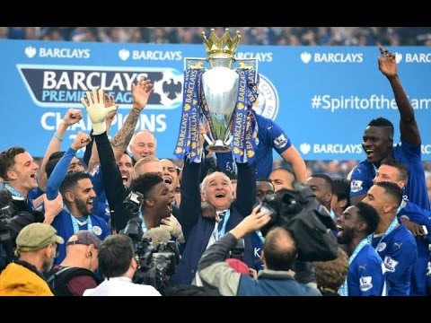 English premier league 2015 - 2016 reason montage